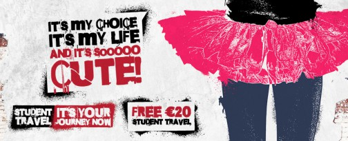 Get €20 off your student travel
