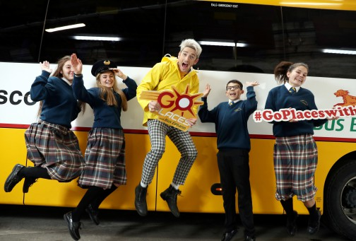 Go places with Bus Éireann comptition