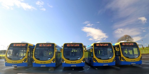 Waterford City services